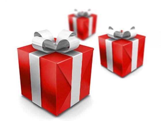 Минуты в подарок на Новый год от МТС!