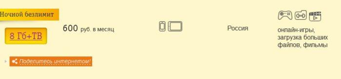 Как подключить Хайвей 8Гб. на Билайне