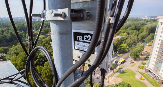 Теле2 запускает сеть в Москве 22 октября 2015 года