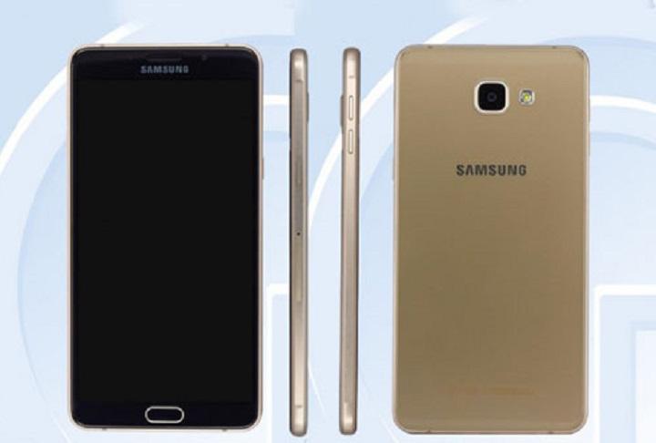 Скоро на свет появится новый Samsung Galaxy A9